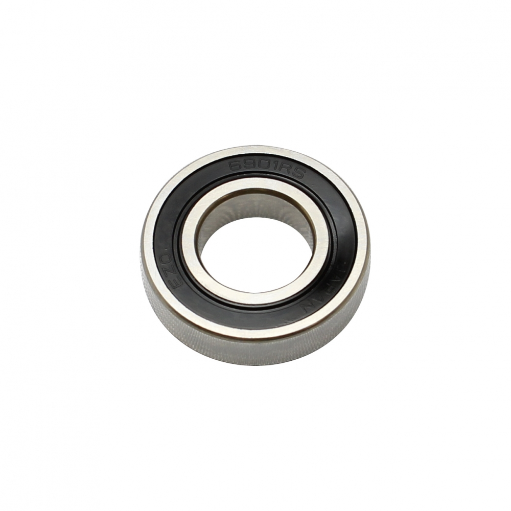 Bearings, #6901-RS, Japanese, EZO 12x24x6