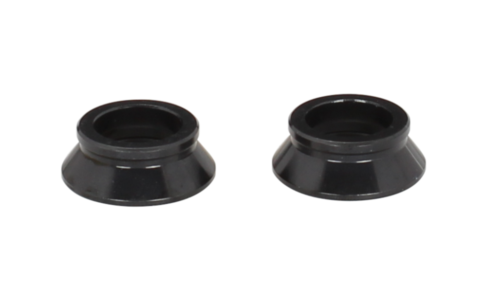 Side cap FRONT 15-P, AL-BLK, L/R, MULTI for XD831CB/D411CB-15