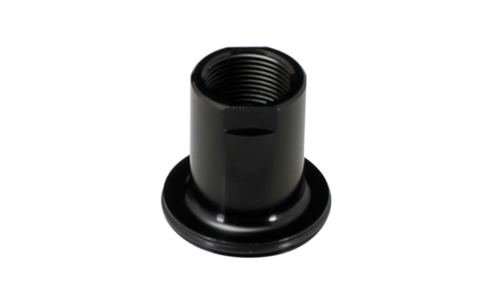 Side cap REAR X12/B12-CL,  AL-BLK, LEFT, MULTI for D462SB-CL, D162SB-CL