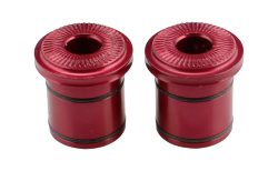 Side cap FRONT 09, AL-RED, L/R, MULTI for D881SB, D991SB, D541SB