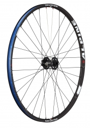 ALPINE29 u2.1, MTB-END-Alloy, BLK-Hubs, Spokes 32/32, DSN Nipples, ABG