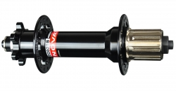 Hub rear D202SB-QR-S4S, black, 32 holes