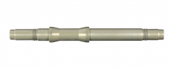 Axle A-TYPE QR-135, AL 12x37.6x145x135 (like D042SB-CL) MAT: 240271