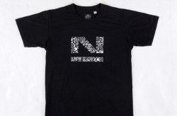 Promo - T-shirt, Size XL, Black, 180g, Cotton, NL
